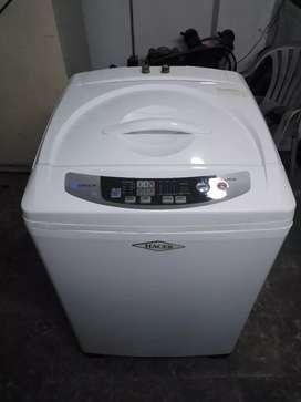 Lavadora digital 30 libras