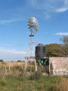 Vendo molino de viento