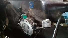 sistema de gas para carro