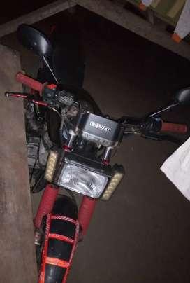 Vendo motor uno estilo suzuki