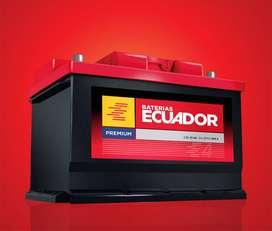 Baterías Ecuador