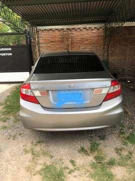 Honda Civic LXS 2012 -L12 - Automatico - VENDO