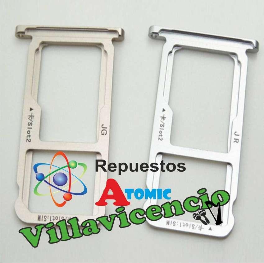 Bandeja Porta Sim Card Mate 9 Lite / Repuestos Atomic Villavicencio