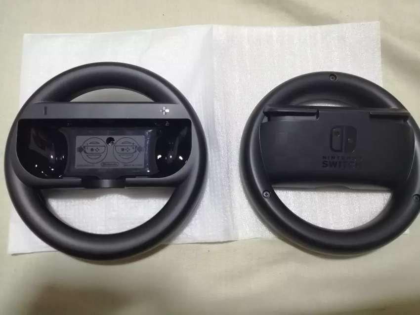 Volante Nintendo Switch 0