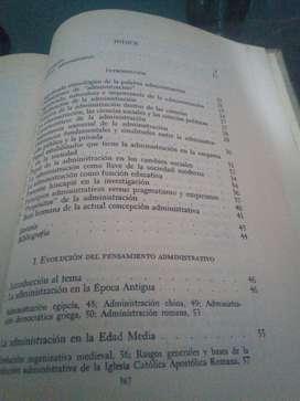 Estudio teoría administrativa wilburg Jiménez Castro