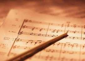 clases de armonía - composición - lenguaje musical