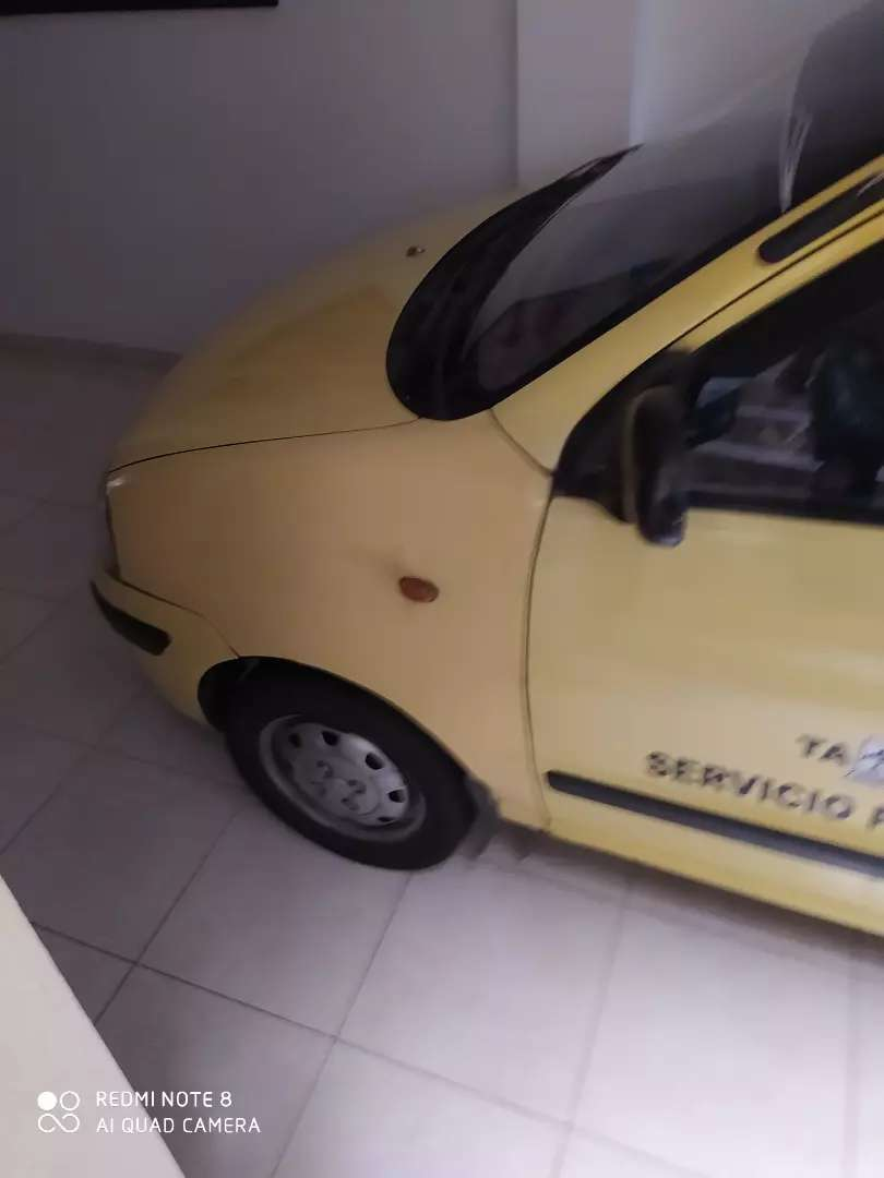 Vendo taxi atos 2004 2005