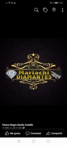Mariachi Los Diamantes desde 35usd Llama