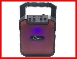 Parlante Speaker conectividad Bluetooth radio FM