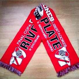 Bufanda River Plate