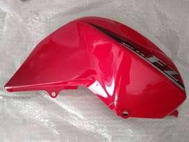 Cachas Yamaha Fz Fi 2.0 Color Rojo Original
