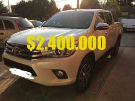 Toyota hilux srx 4x4 2017