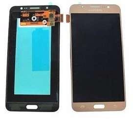 Pantalla completa: Display y táctil Samsung J7 Metal