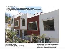 Casas en Charasol