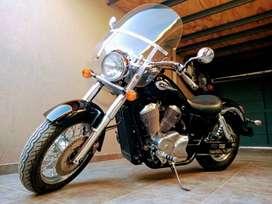 Honda Shadow 750  A.C.E. mod 98