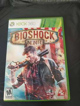 Bioshock Infinite Xbox 360 Y Xbox One