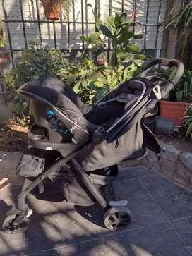 Coche INFANTI con huevito