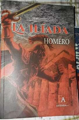 La iliada-homero