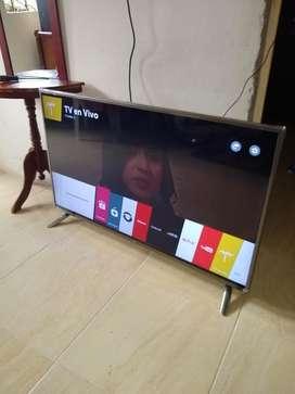 Smart Tv Lg 3d 47 Webos Tdt