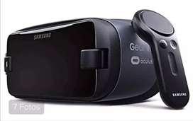 Gear VR samsung con controlador