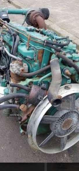 Vendo motor volvo td61