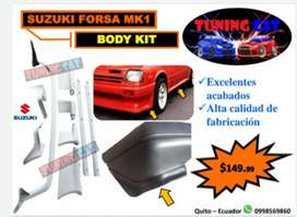 Body kit suzuki forsa mk1