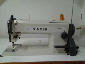 Maquina Plana SINGER 1191