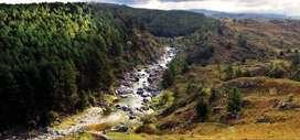 Exclusivos Lotes De 1 A 8 Hectáreas Sobre El Río El Durazno
