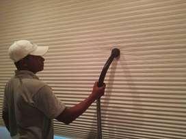 lavado en seco y desmanchado de cortinas