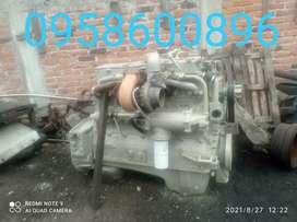 Vendo motor Cummins bicam 350 HP reparado