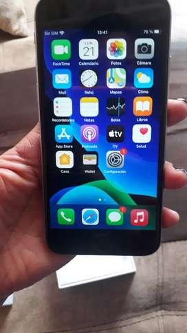 Iphone 6s de 64GB (No cambios) precio fijo