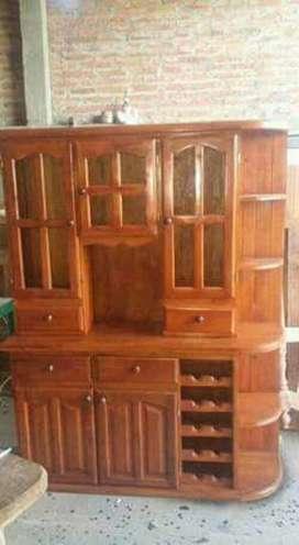 Muebles de Algarrobo de Primera Calidad