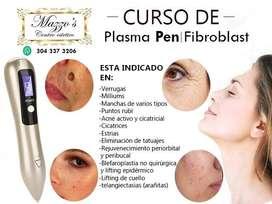 CURSO DE PLASMA PEN O FIBROBLAST  mas kit