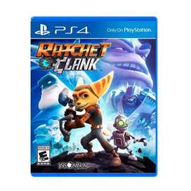 Gran turismo + Ratchet and Clank nuevos ps4