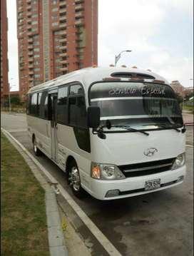 transporte en bus buseta y camioneta