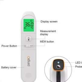 Termometros infrarojos