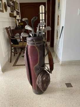 Palos de golf wilson vintage