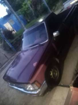 vendo pick up toyota