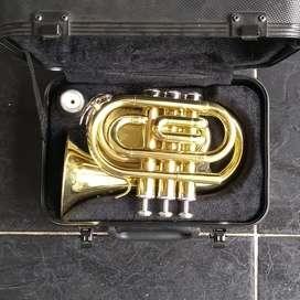 Trompeta de bolsillo Scala Italy
