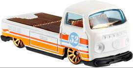 Hot Wheels 2020 Pearl And Chrome 6/6 - Volkswagen T2 Pickup