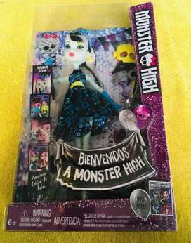 Muñeca monster High original nuevo sellado