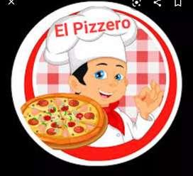 Solicito Pizzero con Experiencia