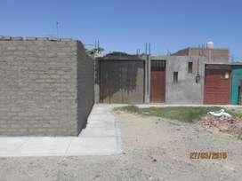 Casa semiconstruida