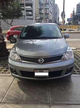 Venta Nissan Tiida 2011