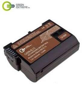 Bateria EN-El15 Green Extreme para Nikon