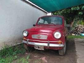 Vendo Fiat 600 R
