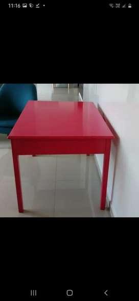 Mesa para comedor  o mesa de juegos