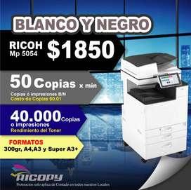 Copiadora Impresora Ricoh Mp5054 B/n Oferta