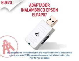 Epson Wifi para Proyectores Epson