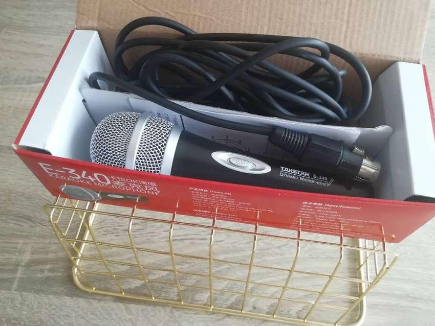 Micrófono Takstar Vocal Dinamic